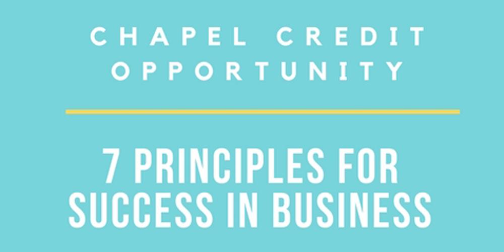 Paul Bradley speaks on success in business