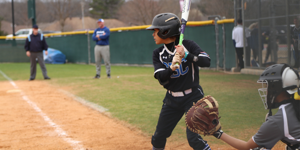 Lady Mustangs softball team sweeps Stephen College