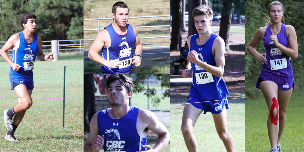 Cross country competes at UCA meet on Sept. 7