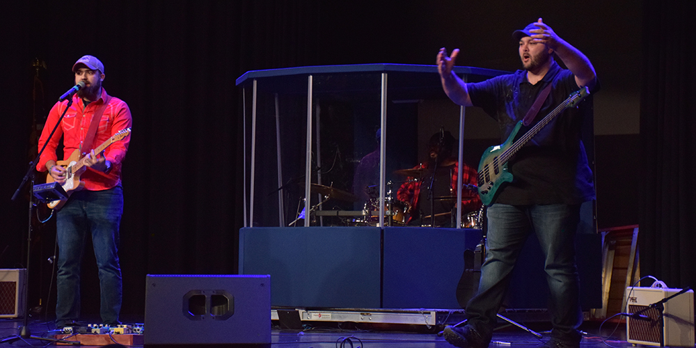 Battle of the Bands rocks homecoming weekend