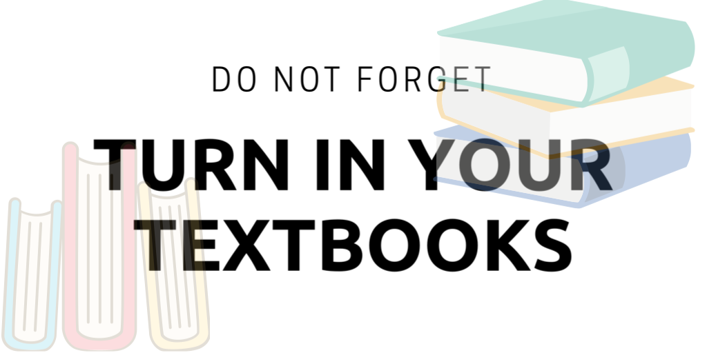 New policies for textbook returns